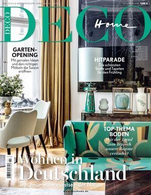 DECO HOME Magazin Abo